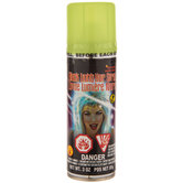 Black Light Hair Spray