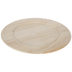Round Wood Plate - Large