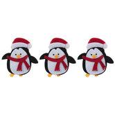 Penguin Felt 3D Stickers