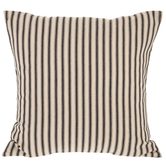 Ticking Striped Pillow Cover