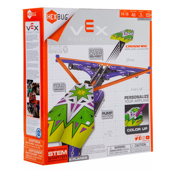 Vex Crossfire Airplane Launcher Kit