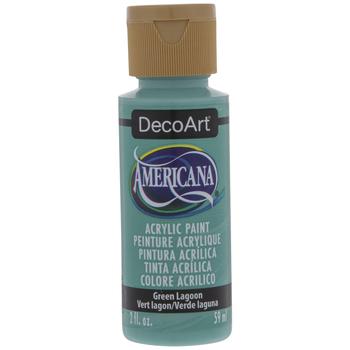 Green Lagoon Americana Acrylic Paint