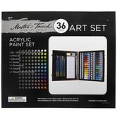 Acrylic Paint Set - 36 Pieces