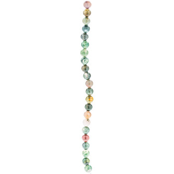 Fancy Jasper Round Bead Strand