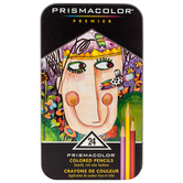 Prismacolor Premier Colored Pencils - 24 Piece Set