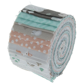 Baby Jelly Roll Fabric Strips