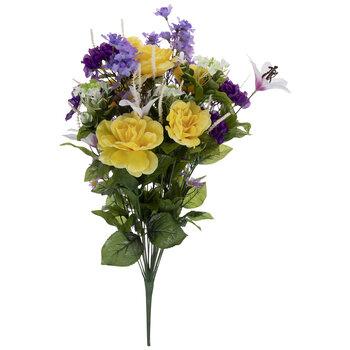 Rose, Lily & Hydrangea Bush