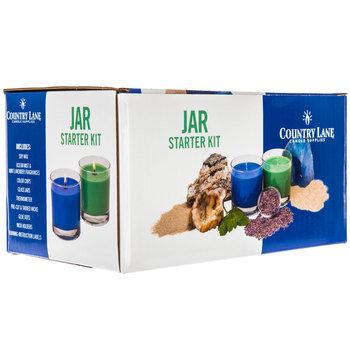 Jar Candle Starter Kit