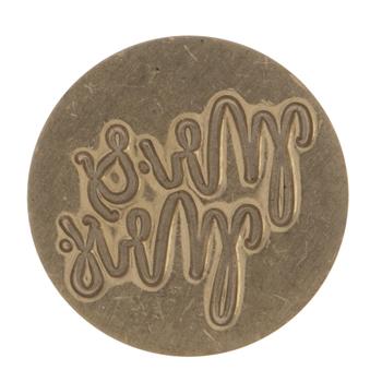 Mr & Mrs Wax Seal Stamp