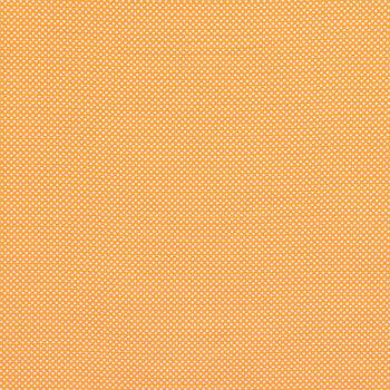 Orange & White Polka Dot Apparel Fabric