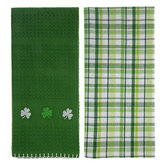 Shamrock Kitchen Towels