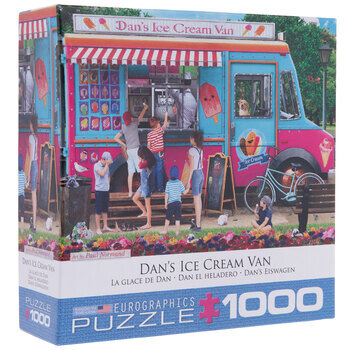 Dan's Ice Cream Van Puzzle