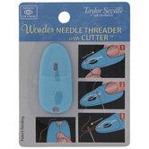 Wonder Needle Threader With Cutter