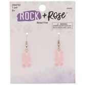 Pink Gummy Bear Earrings