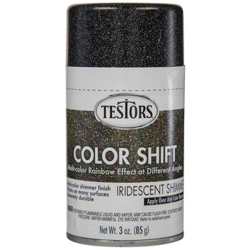 Iridescent Shimmer Color Shift Paint