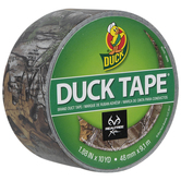 Brown Realtree Duck Brand Duct Tape