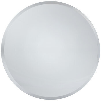 Round Decorative Mirror Plate