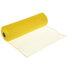 Yellow Metallic Deco Mesh Ribbon - 10