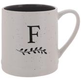Speckled Vine Mug - F