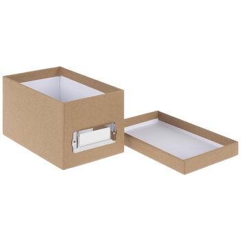 Kraft Mini Storage Box