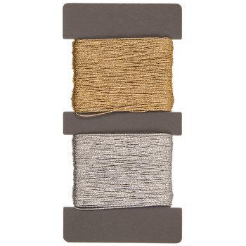 Metallic 2-Ply Lame Cord