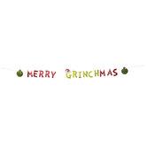 Merry Grinchmas Banner