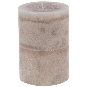 White Magnolia Pillar Candle