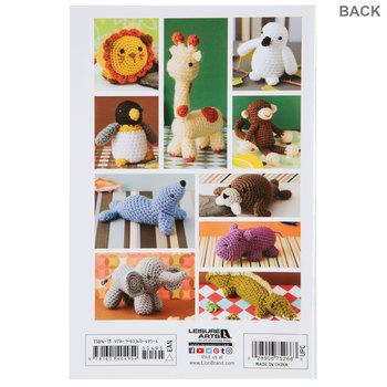 Vanna's Choice Easy Crochet Critters Book