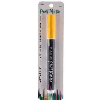 Metallic Medium Tip Paint Marker
