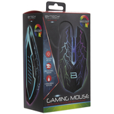 Multi-Color Backlight Gaming Mouse
