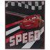 Lightning McQueen Lenticular Wood Wall Decor