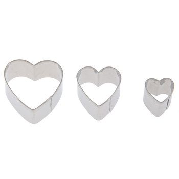 Heart Clay Cutters