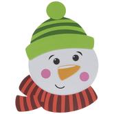 Snowman Foam Craft Kit