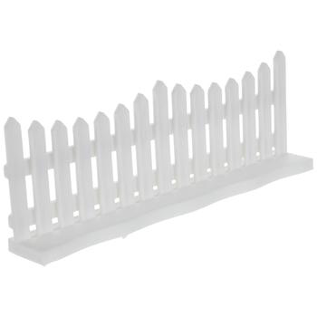 Miniature White Fences