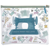 Create What You Love Pouch