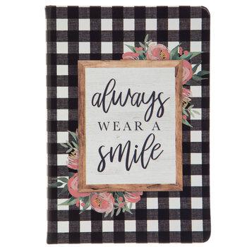 Always Wear A Smile Journal