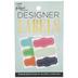 Be Bold Be Bright Ornate Foil Designer Labels
