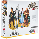 The Wizard Of Oz Character Shape Puzzle