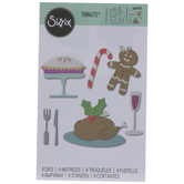 Sizzix Thinlits Festive Treats Dies