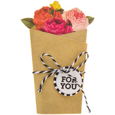 Rose Bundle Gift Card Holder