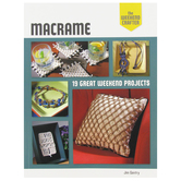Weekend Crafter Macrame Book