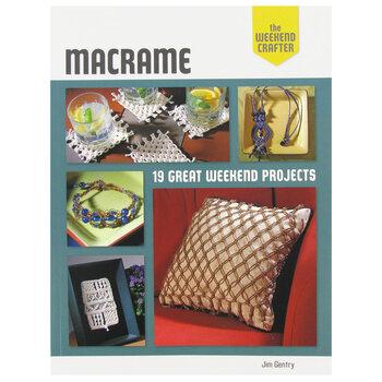 Weekend Crafter Macrame Book