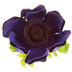 Dark Royal Blue Anemone Pick