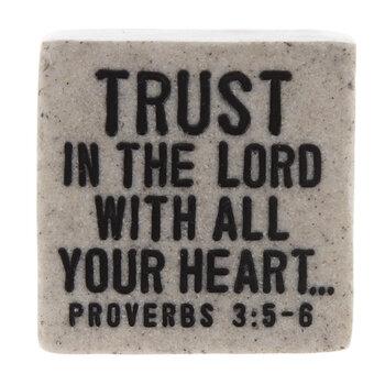 Proverbs 3:5 - 6 Decor
