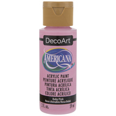 Baby Pink Americana Acrylic Paint