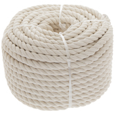 Natural Cotton Cord - 12mm