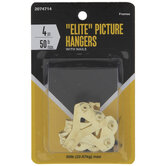 Elite Picture Hangers With Nails