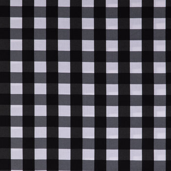 Buffalo Check Cotton Apparel Fabric