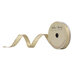 Gold Metallic Wired Edge Ribbon - 1/2