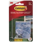 Command Medium Outdoor Hooks